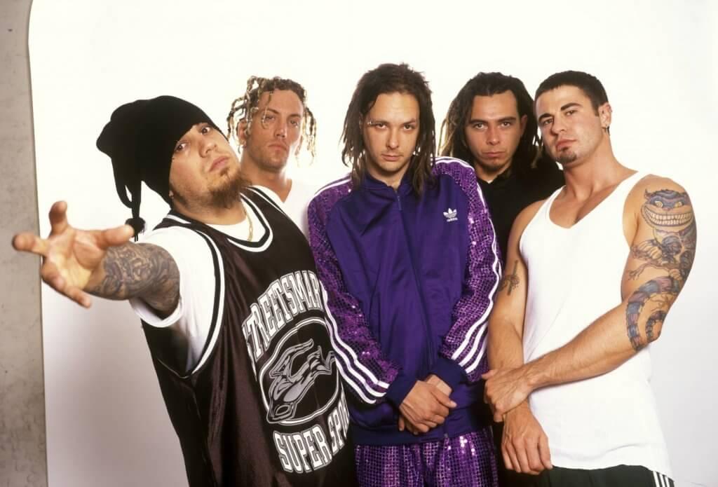 Rap Rock - Korn