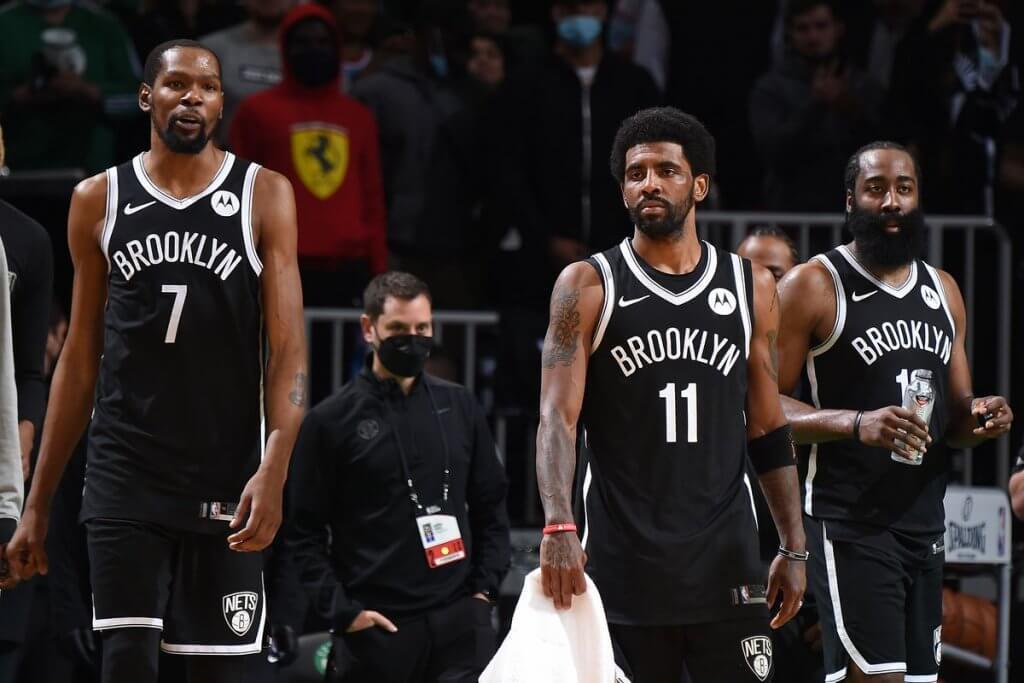 NBA Finals Playoffs - Brooklyn Nets